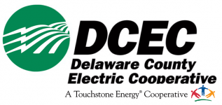 Delaware County Electric Cooperative, Inc.'s Logo