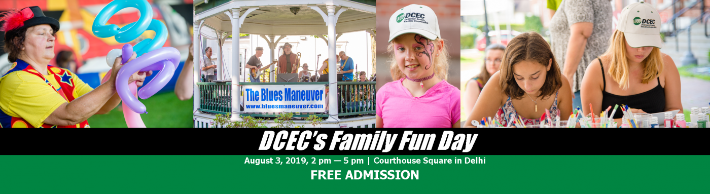 DCEC's Family Fun Day